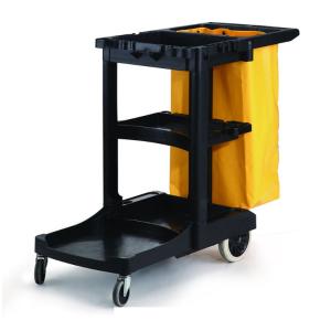 Trust – GRANDMAID Cleaning Cart, Black (code: 5011BK)