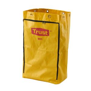 Trust – Zippered Trash Bag for 5011, Yellow (code: 6971YE)